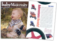 Creative Child & Baby Maternity Magazine - Aug 2009