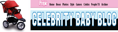 People Magazine Celebrity Baby Blog