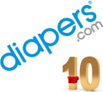 Diapers.com Top 10